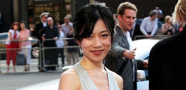 Xuefei Yang at the Classical Brits 2008