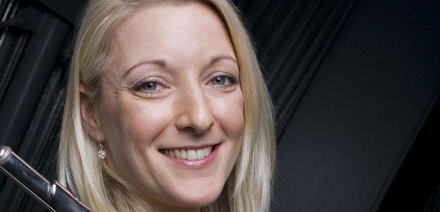 Juliette Bausor - Section Leader, Flute