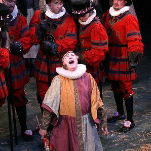 Carl Rosa Opera Yeoman Image