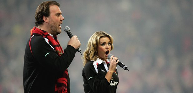 Katherine Jenkins and Byrn Terfel, Cardiff
