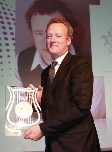 Classic FM Gramophone Awards 2009 Howard Goodall