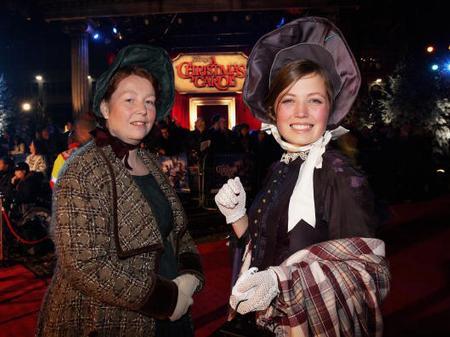 Dickensian Ladies