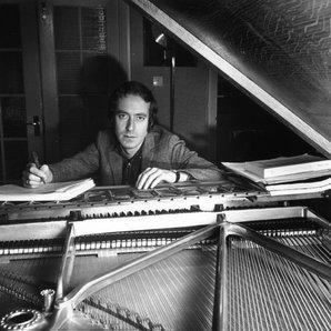 John Barry At His Piano
