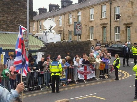Royal Engagement Darwen