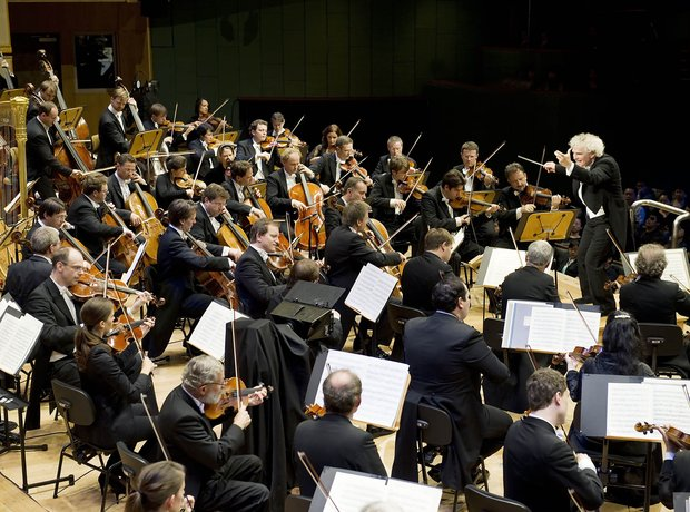 Sir Simon Rattle Berlin Philharmonic Orchestra