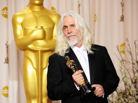 The Oscars Academy Awards 2012 Press Room