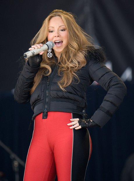 Mariah Carey Live in Austria