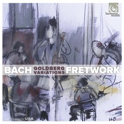 Bach Goldberg Variations Fretwork