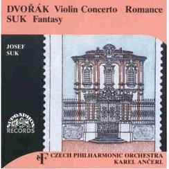 Dvorak album cover