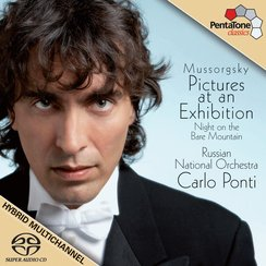 Mussorgsky Russian National Orchestra Carlo Ponti