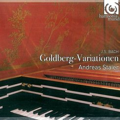Bach Goldberg Variations Andreas Staier