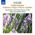 Fauré Cello Sonatas