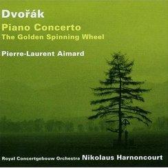Dvorák Piano Concerto Golden Spinning Wheel Pierre