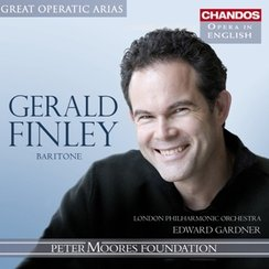 Gerald Finley Great Operatic Arias