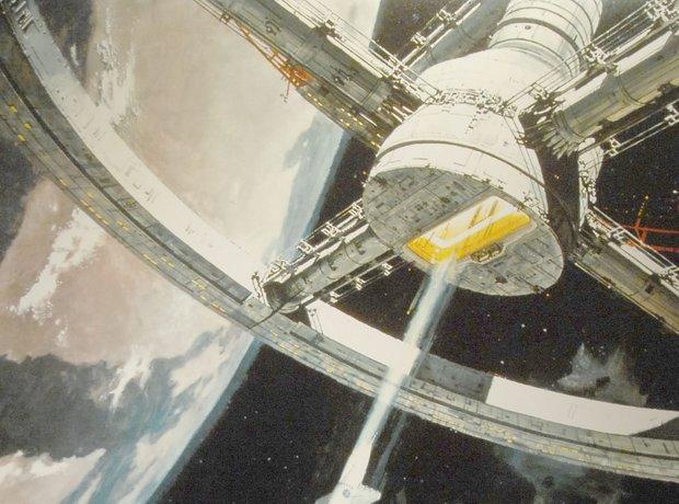 Strauss- A Space Odyssey