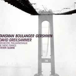 Gershwin, Boulanger, Tansman