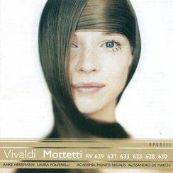 Vivaldi Mottetti Herrmann Polverelli