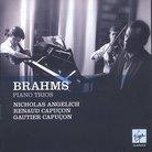 Brahms Piano trios Renaud Capuçon Gautier Capuçon