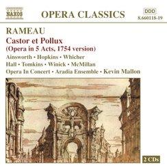 Rameau Castor et Pollux Mallon