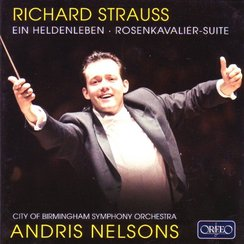 Strauss City of Birmingham Symphony Orchestra/Andr