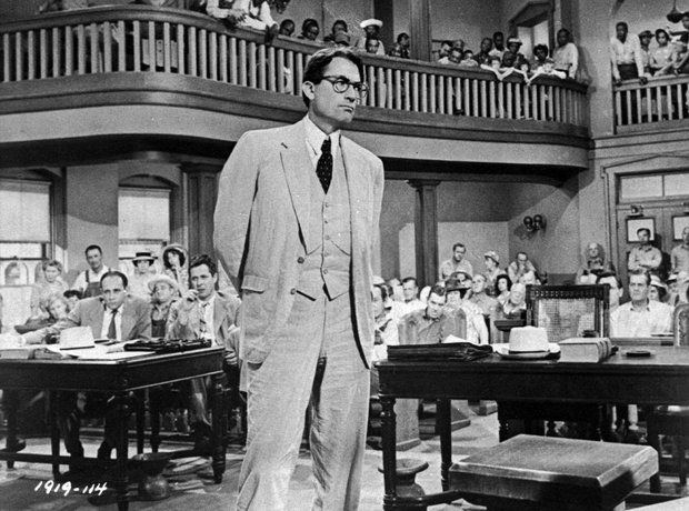 To Kill A Mockingbird Gregory Peck Harper Lee