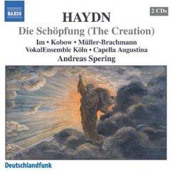 Haydn Creation Naxos
