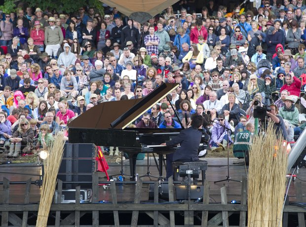 Lang Lang at Latitude