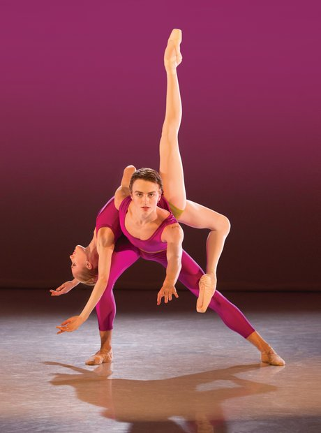 The Royal Ballet School Simple Symphony