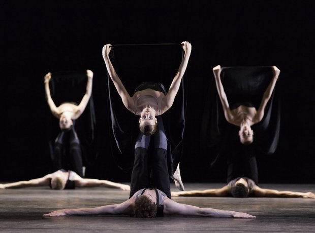 The Royal Ballet School Un Ballo