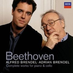 Adrian and Alfred Brendel