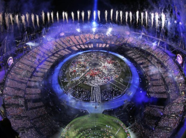 London 2012 Olympics - The Opening Ceremony