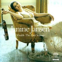 Janine Jansen Vivaldi Four Seasons