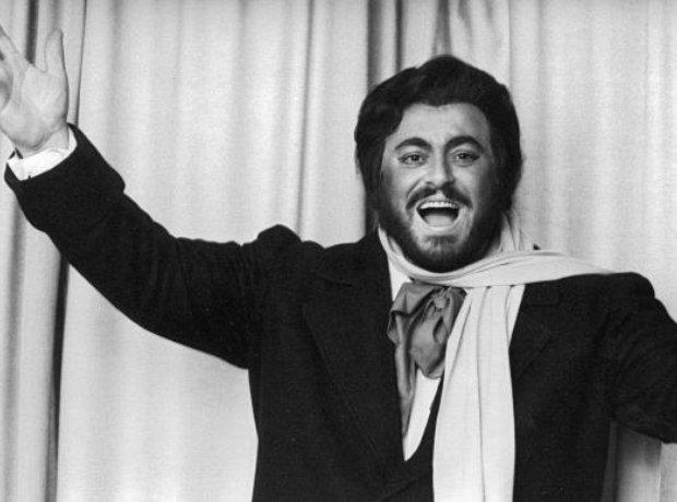 Pavarotti Rodolfo la boheme puccini