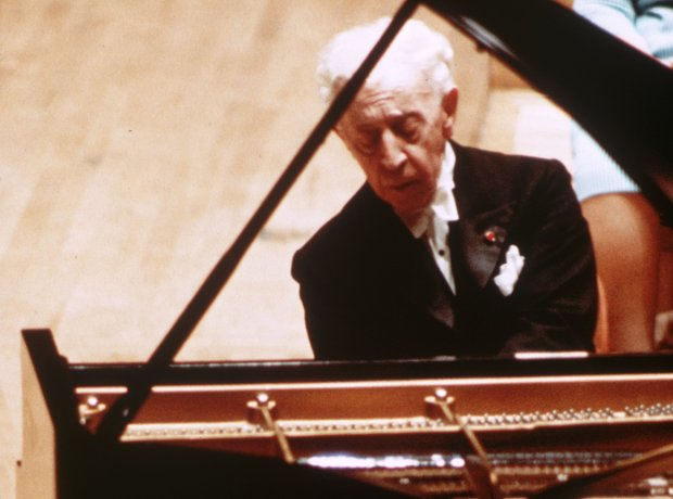Arthur Rubinstein pianist