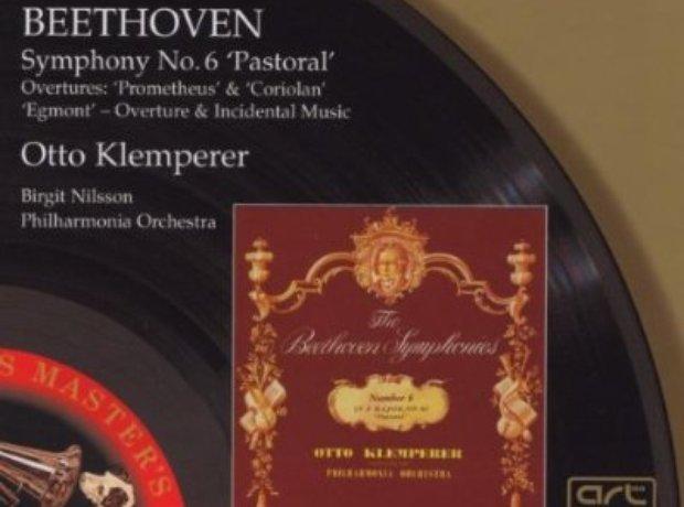 Beethoven - Symphony No. 6 (Philharmonia/Klemperer