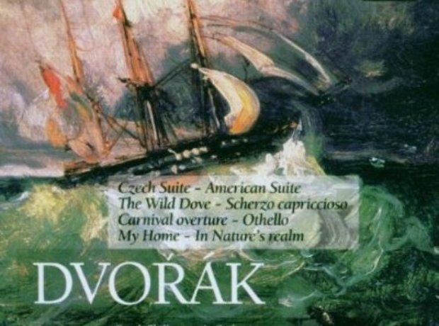 Dvorak - American Suite, Czech Suite