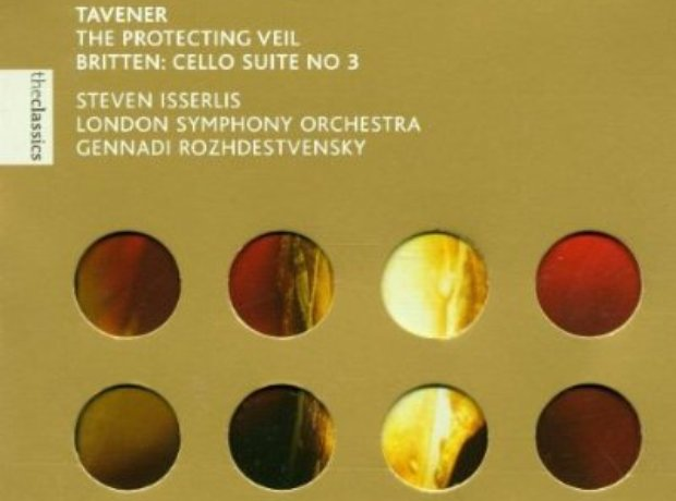 Taverner - The Protecting Veil (Steven Isserlis, c