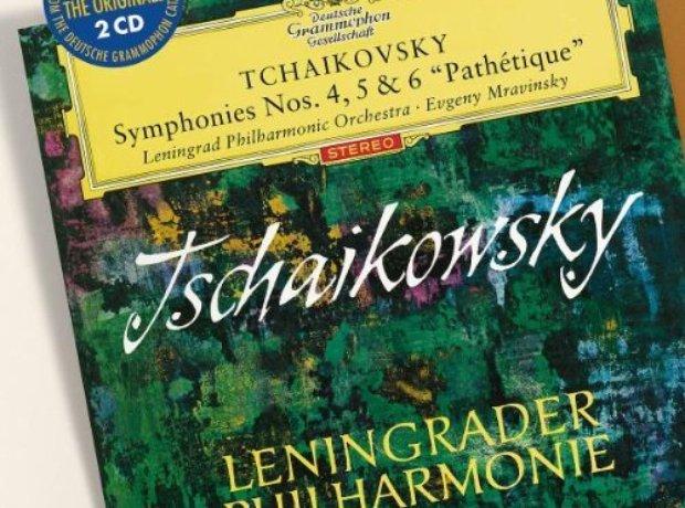 Tchaikovsky - Symphonies Nos. 4, 5 & 6