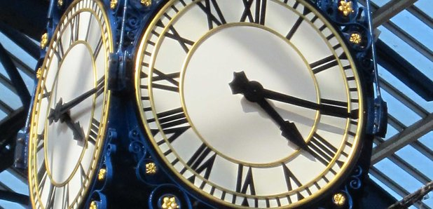 Brighton Clock Restored
