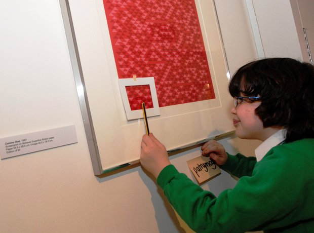 Ruthin Craft Centre Arts & Kids Week