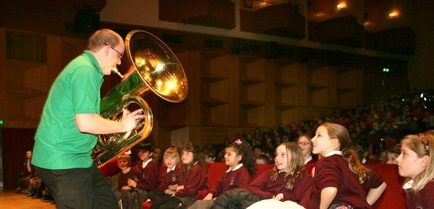 MusicQuest Croydon Arts & Kids Week