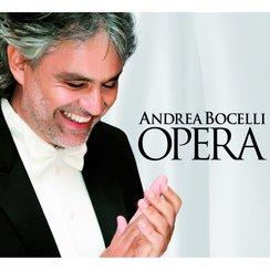 andrea bocelli opera album cover