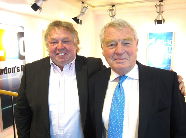 Paddy Ashdown & Nick Ferrari