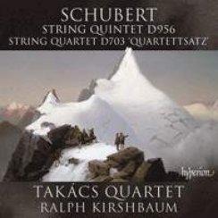 Schubert String Quintet and Quartet