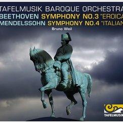 tafelmusik baroque orchestra album cover