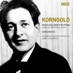Korngold: Much Ado About Nothing