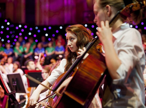 Northamptonshire County Youth Orchestra