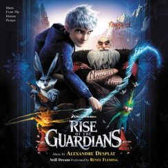 Rise of the Guardians - Desplat