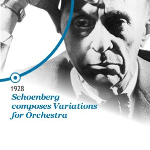 Schoenberg  composes Variations for Orchestra