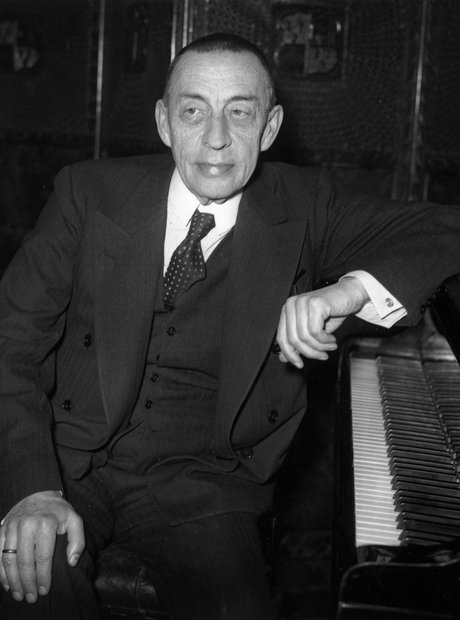 Rachmaninov composer pianist